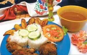 gastronomía Dominicana - Plato Tipico