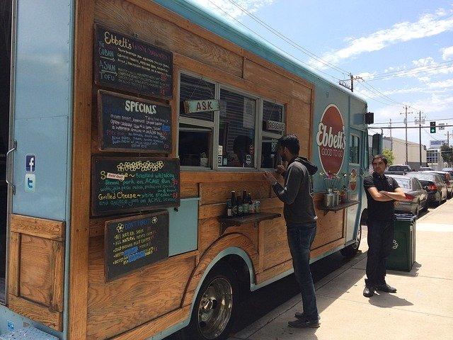 Algo de Historia sobre Food Trucks